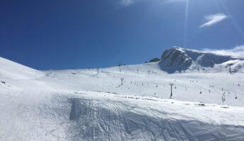 station de ski mont parnassos mont parnasse grece