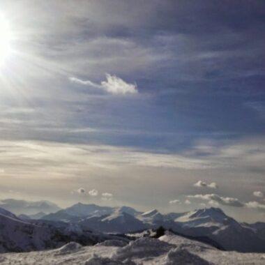 station de ski grece mont parnasse