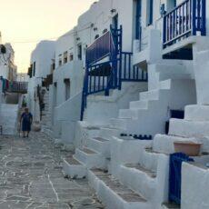 Ile Folegandros dans les Cyclades