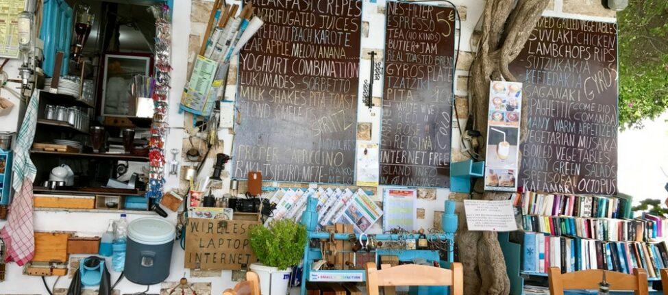 Bonnes adresses à Folegandros Cyclades Grèce