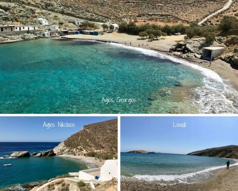 Les plages de Folegandros que faire folegandros