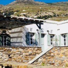 Louer une maison à Tinos dans les cyclades à tinos