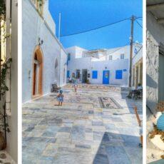 Plaka Milos - que faire à Milos