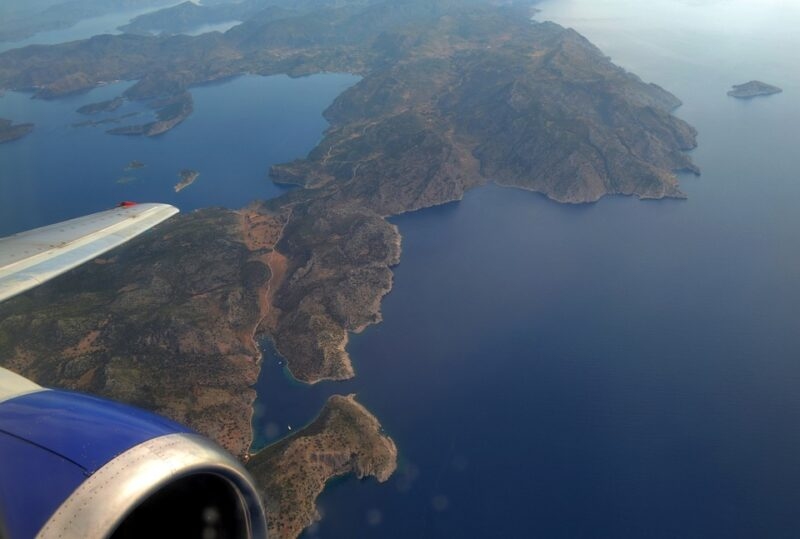 aeroport iles grecques grece île grecque