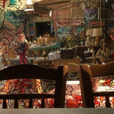avissinia une taverne restaurant au coeur de monastiraki athenes