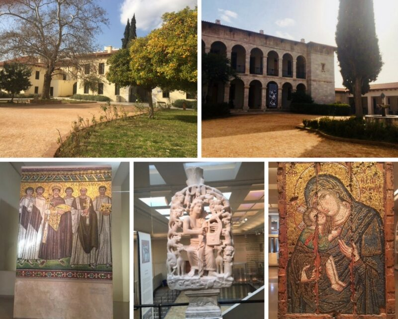 le musee byzantin athenes