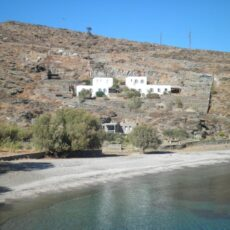 location de maison à Kythnos potamia