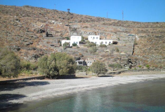 location de maison à Kythnos potamia
