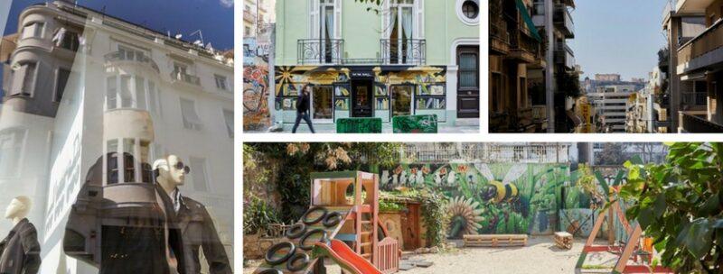 visiter athenes avec un guide francophone : alternative athens
