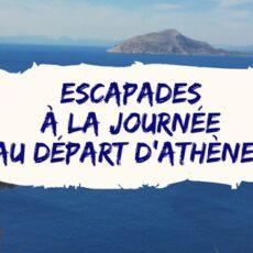 excursions d'une journée depuis Athènes