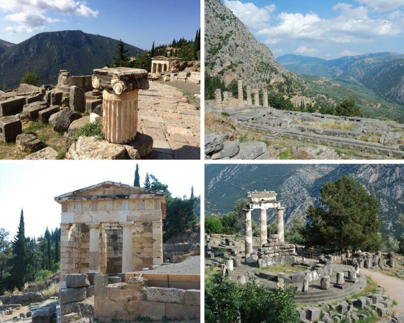 excursions d'une journée depuis Athenes : delphes. que faire autour d'athenes. une journée dans les environs athenes