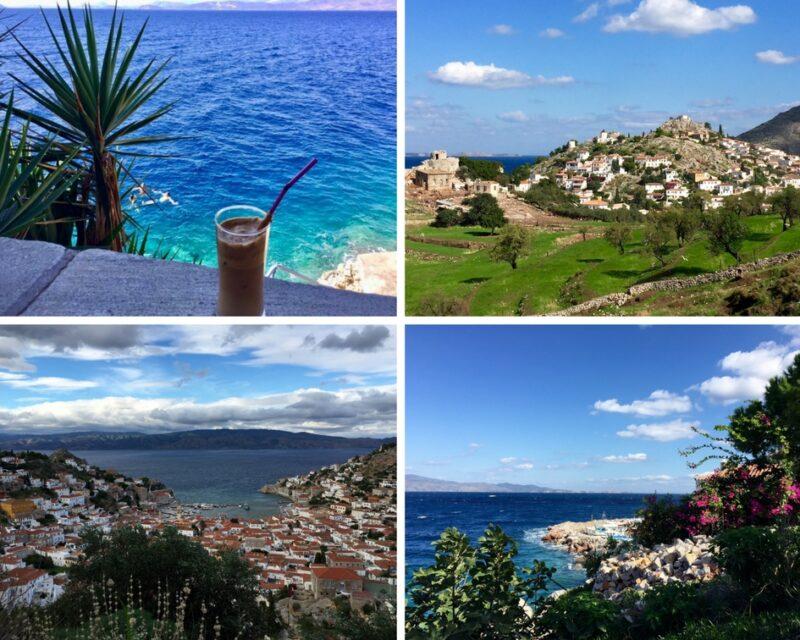 excursions d'une journée depuis Athènes : hydra