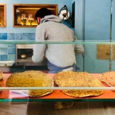 Street-food orientale pas cher qualité à Athènes