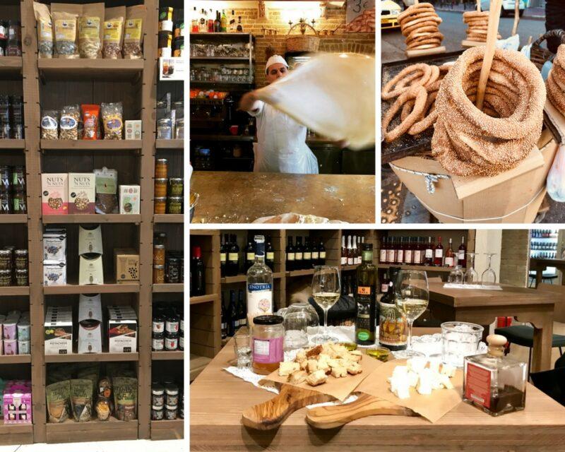 Visite culinaire d' Athènes