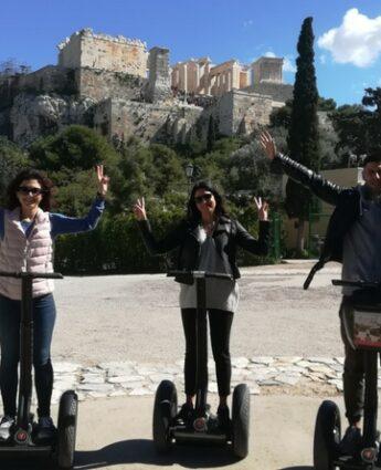 visiter athenes en segway athens city segway tours