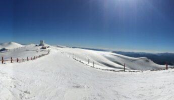 ski à kalavrita station ski grece