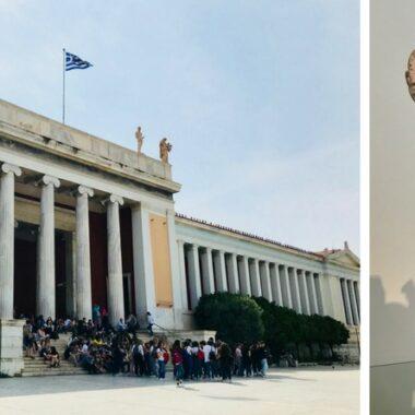 Le musée archeologique d'Athènes