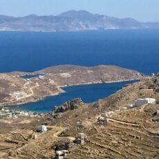 L'île grecque de Serifos dans les Cyclades
