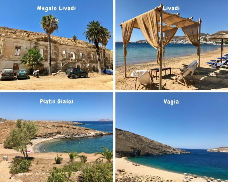que faire à serifos - L'île grecque de Serifos dans les Cyclades : les plages de Serifos