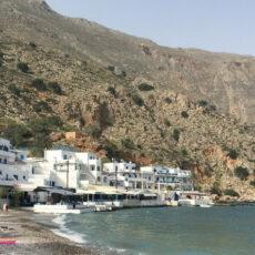 Loutro port sans voiture anapoli crete