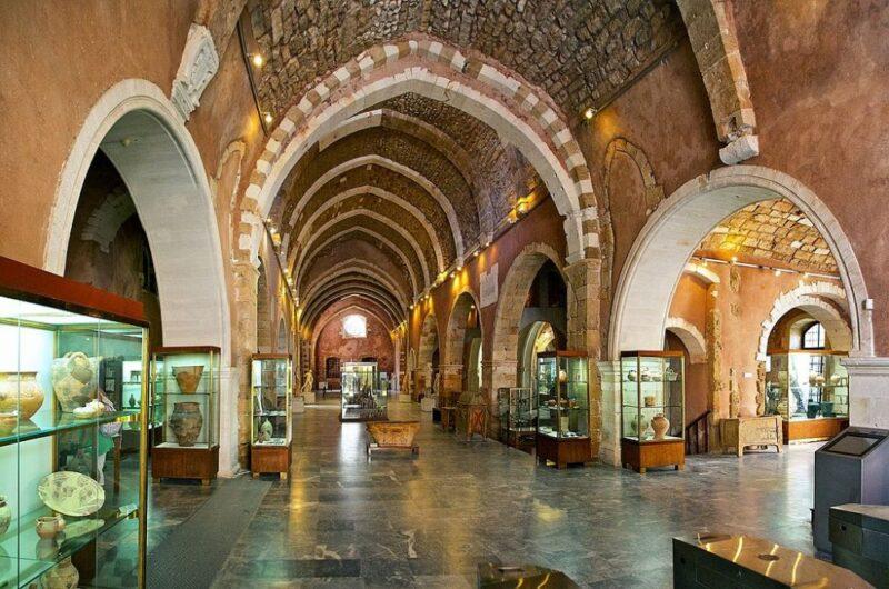 Musée archéologique La Canée Chania Hania Crete