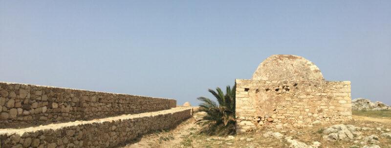 rethymon forteresse crete