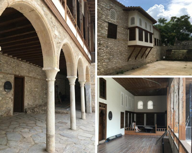 la plus vieille maison d' athenes plaka