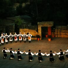 danses traditionnelles grecques athenes dora stratou