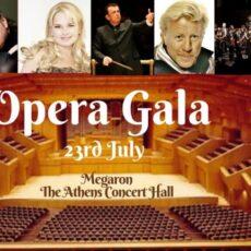 Opera Gala Megaro Moussiki Athènes