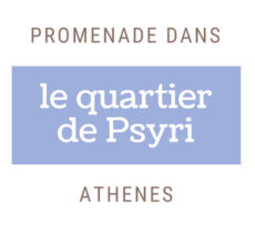 Psyri quartier Athenes