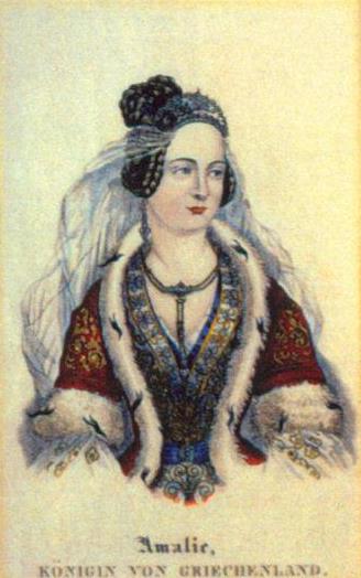 Reine Amalia Grece
