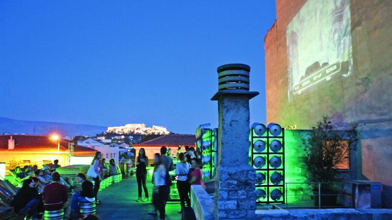 terrasse athenes