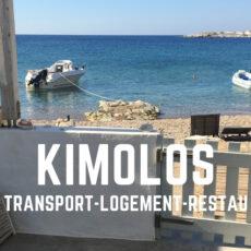 informations pratiques sur Kimolos : ou dormir, ou se loger, ou manger, que faire à Kimolos