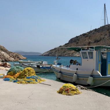 Les Petites Cyclades en Grèce : Iraklia