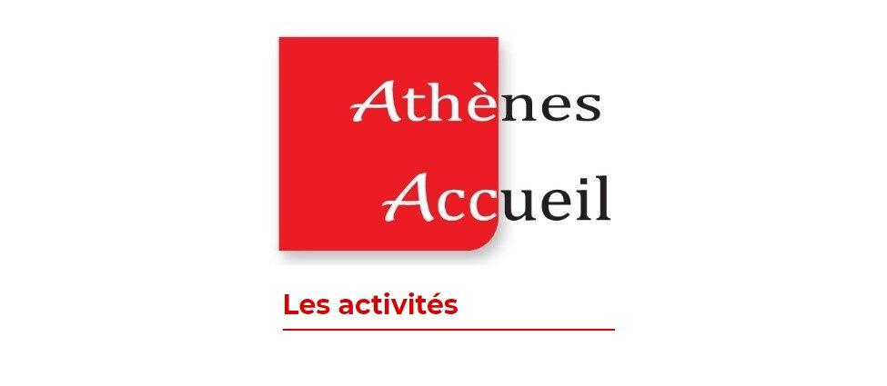 les activités en français de Athènes Accueil