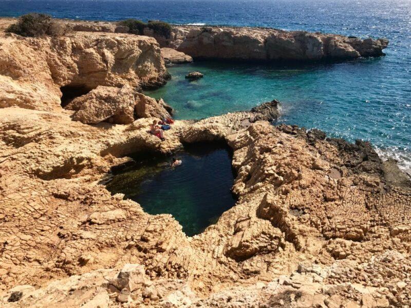 Les Petites Cyclades en Grèce