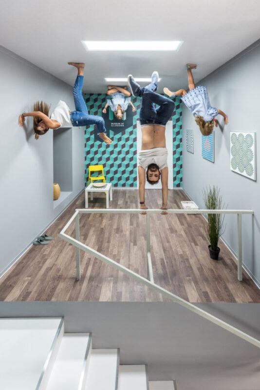 Le musée des illusions à Athènes : une idée de sortie avec les enfants à Athènes