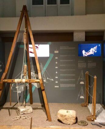 Le musée des technologies des Grecs de l'Antiquité à Athènes