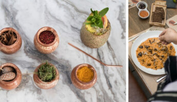 Le restaurant nice n easy à Athènes : manger bio et sain