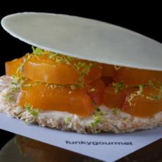 Le restaurant gastronomique Funky Gourmet à Athènes