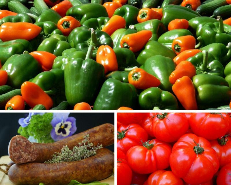 Un plat typiquement grec : le spetzofaï