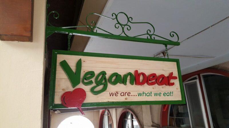 vegan vegetarien à Athènes