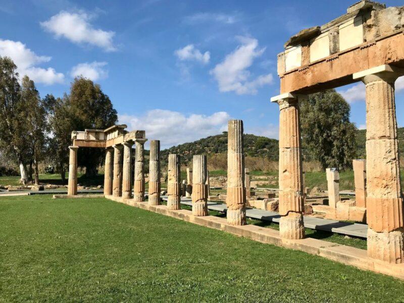 Une journée à côté d'Athènes à Vravrona