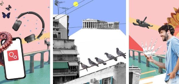 Audioguide d'Athènes - audioguide de l'Acropole