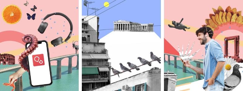 audioguide de l'Acropole