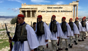 une escale à Athènes pour une journée ou quelques heures
