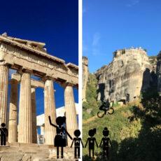voyage de groupe en Grèce Athènes
