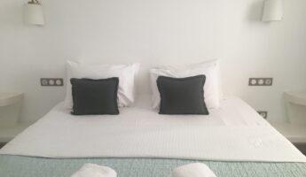 dormir à naxos hotels hebergements chambre d'hote pension studio maison