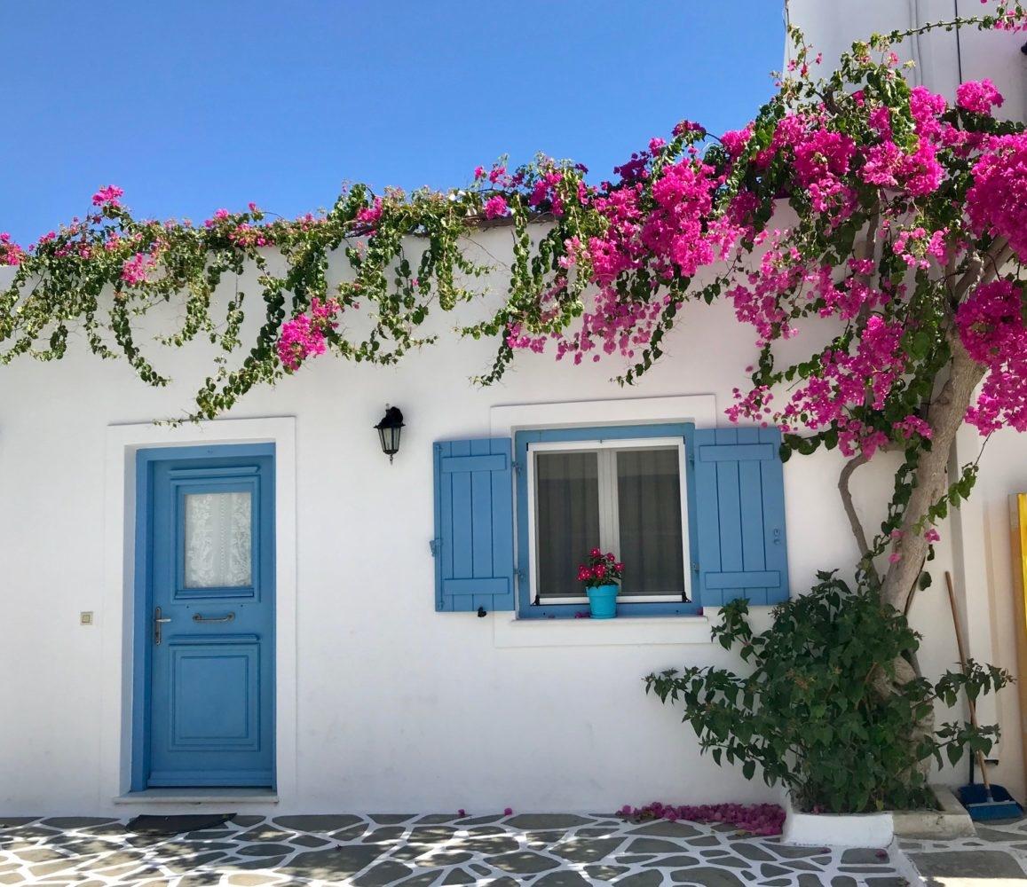 Antiparos : île grecque dans les Cyclades