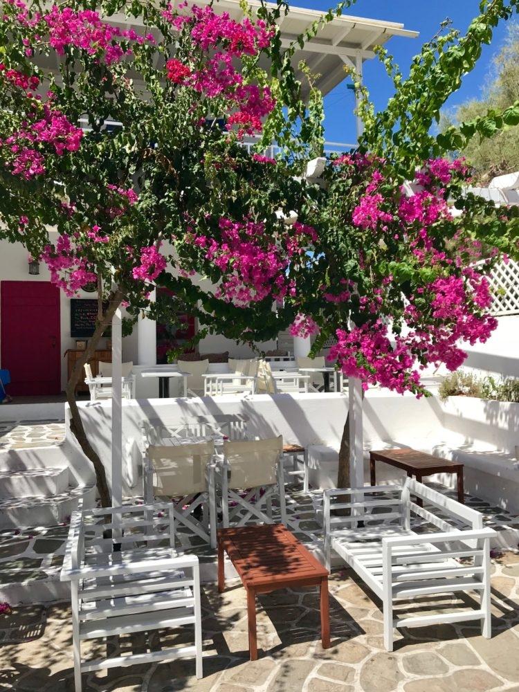 île Antiparos île grecque cyclades